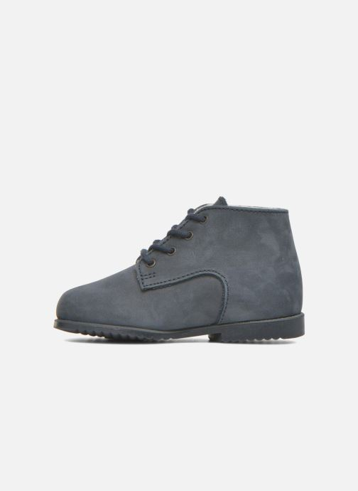 Ankle boots Little Mary Milocho Blue front view