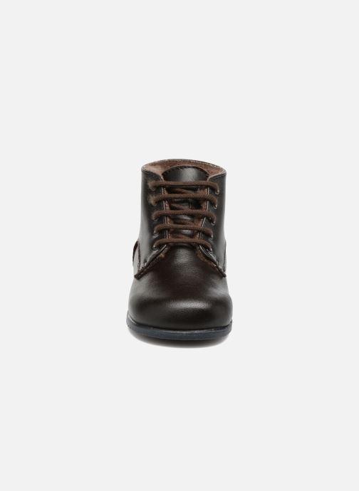 Bottines et boots Little Mary Milocho Marron vue portées chaussures