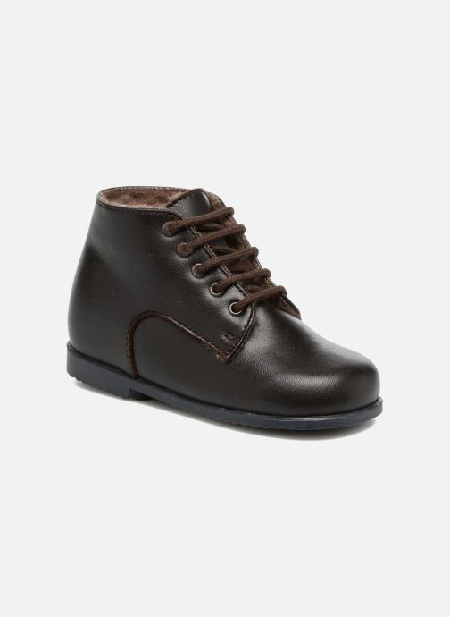 Bottines et boots Little Mary Milocho Marron vue détail/paire