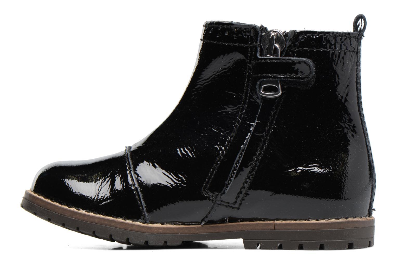 Bottines et boots Little Mary Arlette Noir vue face