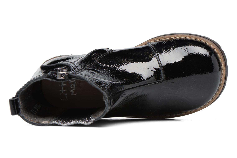 Bottines et boots Little Mary Arlette Noir vue gauche