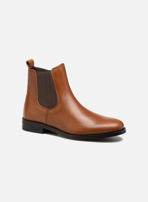 Bottines et boots Little Mary Toby Marron vue détail/paire