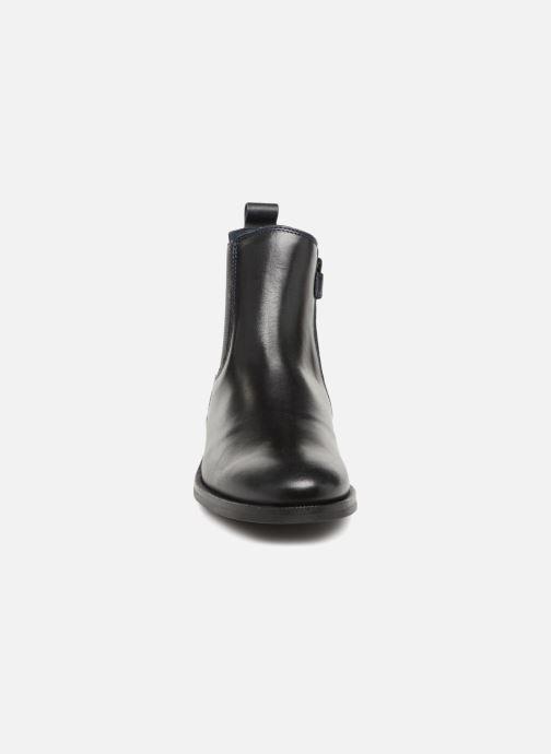 Bottines et boots Little Mary Toby Bleu vue portées chaussures