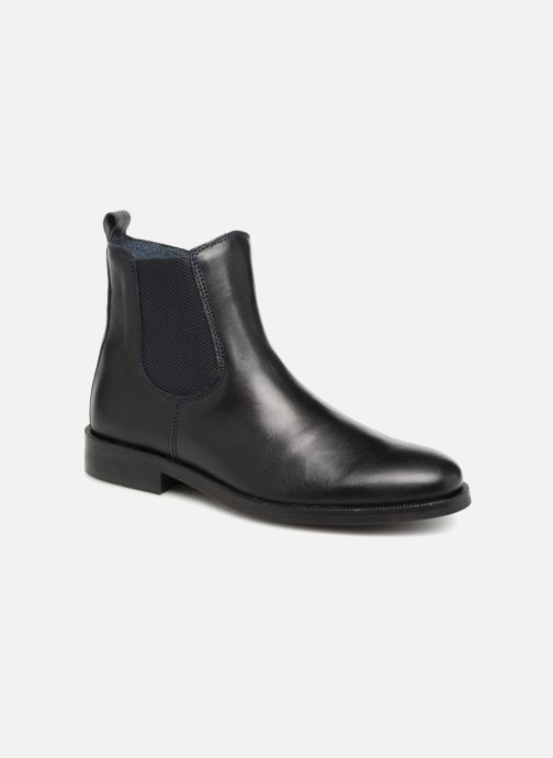 Bottines et boots Little Mary Toby Bleu vue détail/paire