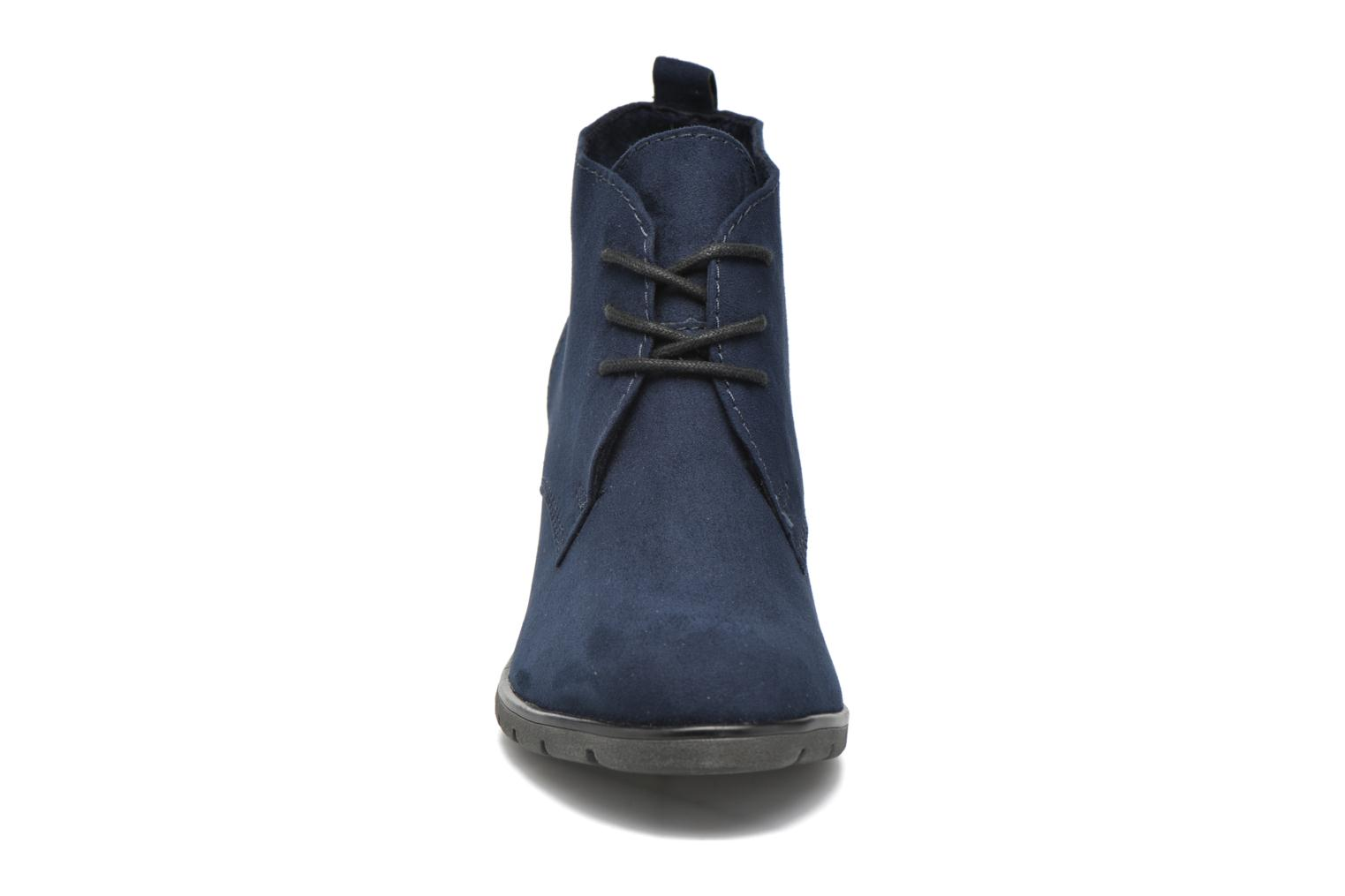 Ankle boots Marco Tozzi Ace 2 Blue model view