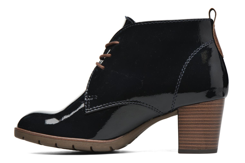 Bottines et boots Marco Tozzi Ace 2 Bleu vue face