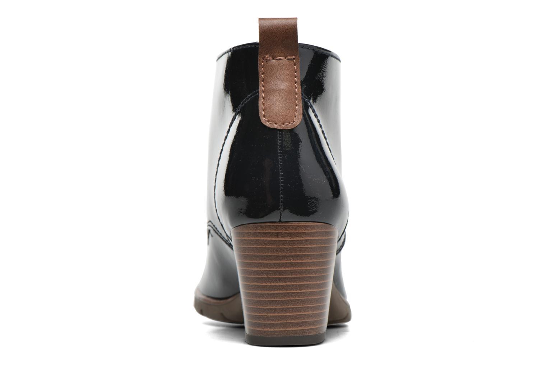 Bottines et boots Marco Tozzi Ace 2 Bleu vue droite