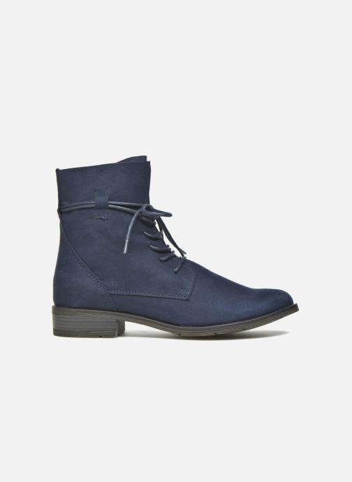 Bottines et boots Marco Tozzi Flora 2 Bleu vue derrière
