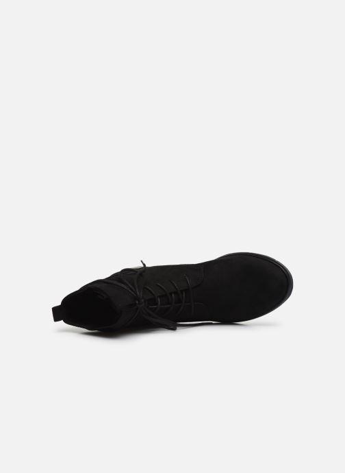 Bottines et boots Marco Tozzi Flora 2 Noir vue gauche