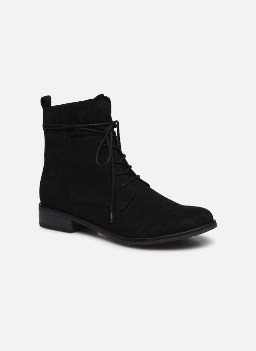 Bottines et boots Marco Tozzi Flora 2 Noir vue détail/paire