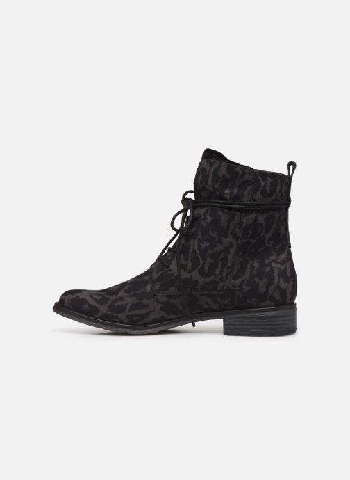 Bottines et boots Marco Tozzi Flora 2 Noir vue face