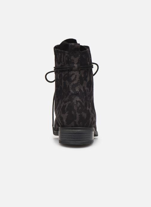 Bottines et boots Marco Tozzi Flora 2 Noir vue droite