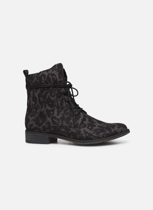 Ankle boots Marco Tozzi Flora 2 Black back view
