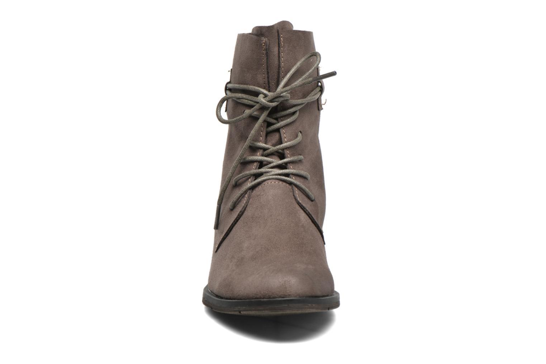 Bottines et boots Marco Tozzi Flora 2 Gris vue portées chaussures