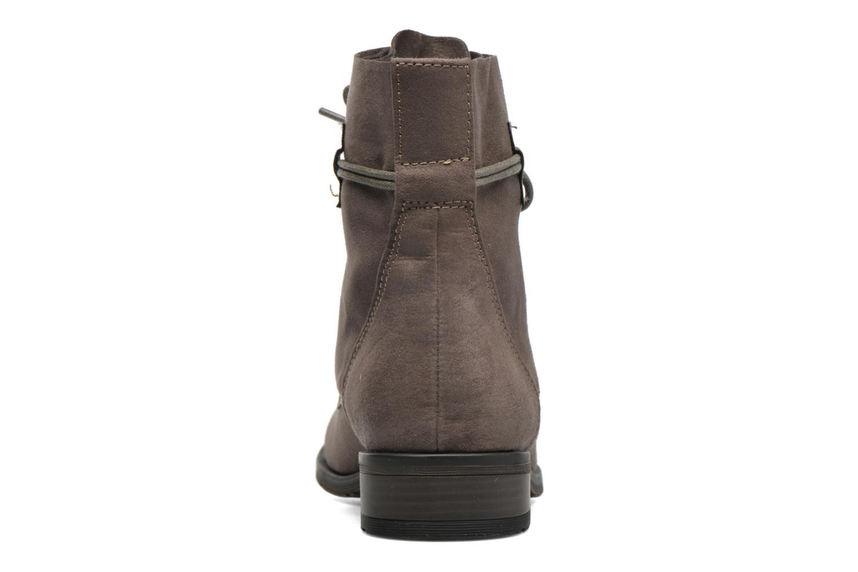 Bottines et boots Marco Tozzi Flora 2 Gris vue droite