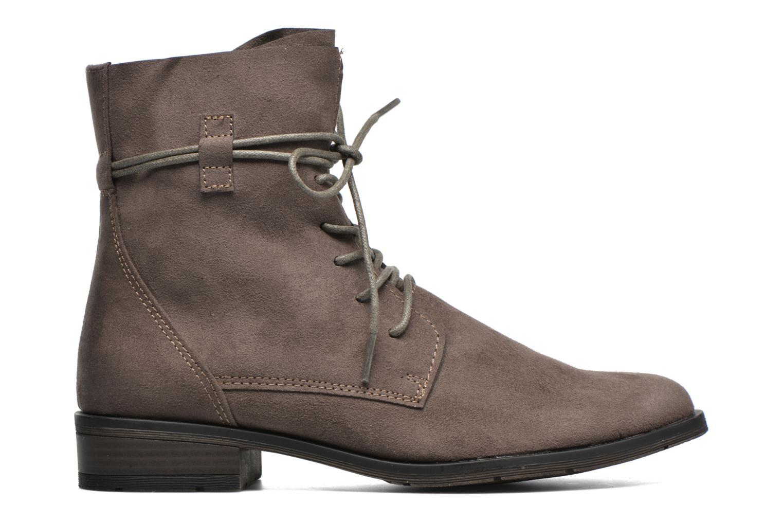 Bottines et boots Marco Tozzi Flora 2 Gris vue derrière