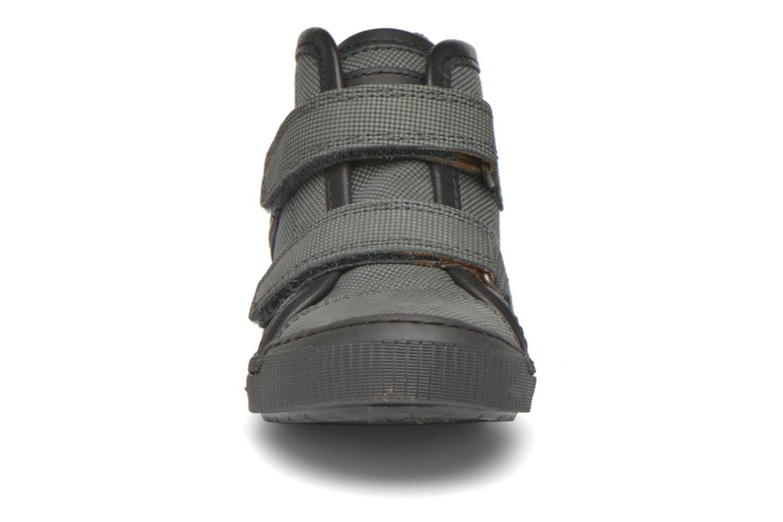Baskets Bisgaard Jens Gris vue portées chaussures