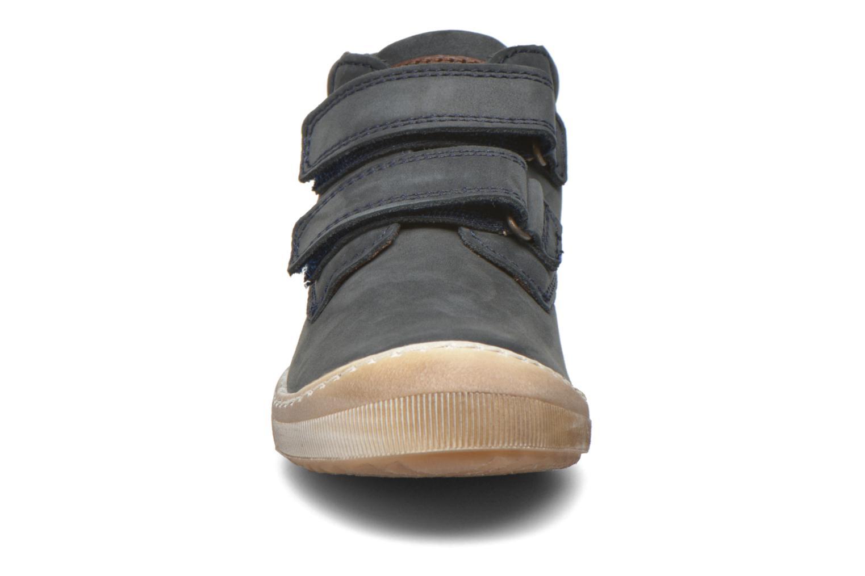 Baskets Bisgaard Hans Bleu vue portées chaussures