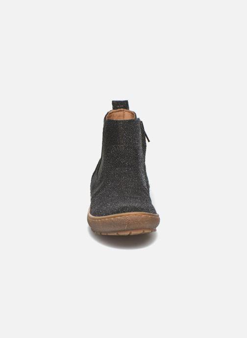 Stiefeletten & Boots Bisgaard Meri schwarz schuhe getragen