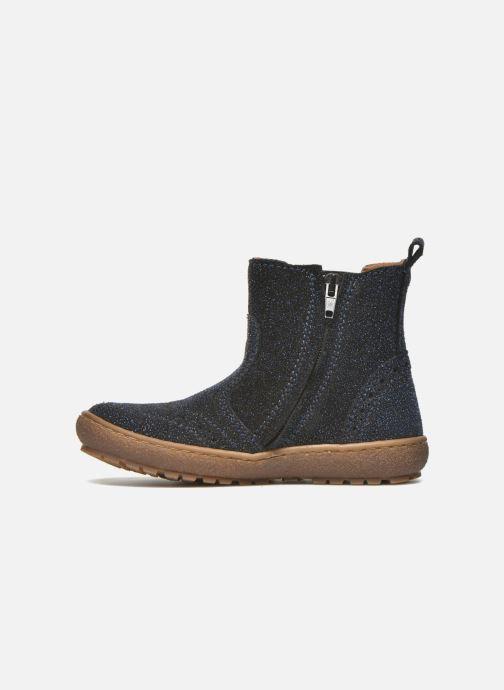 Bottines et boots Bisgaard Meri Bleu vue face