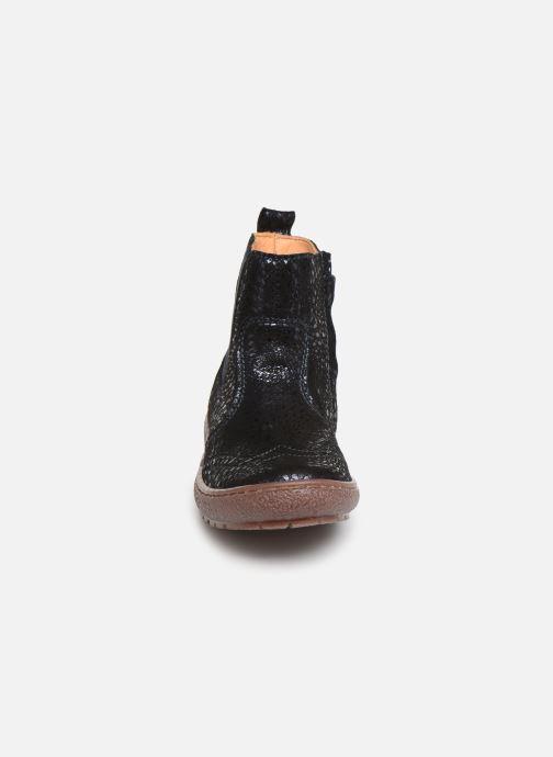 Bottines et boots Bisgaard Meri Bleu vue portées chaussures