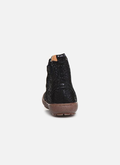 Bottines et boots Bisgaard Meri Bleu vue droite