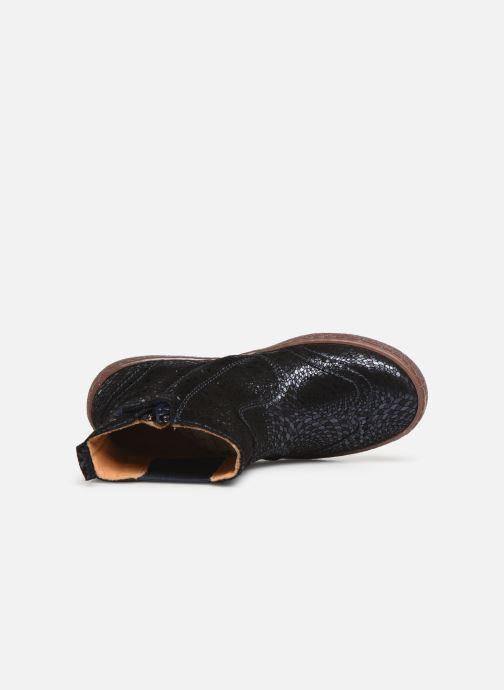 Bottines et boots Bisgaard Meri Bleu vue gauche