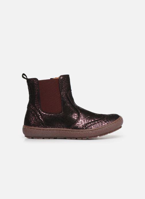 Stiefeletten & Boots Bisgaard Meri lila ansicht von hinten