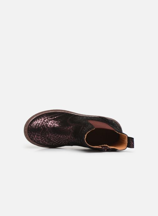 Bottines et boots Bisgaard Meri Violet vue gauche