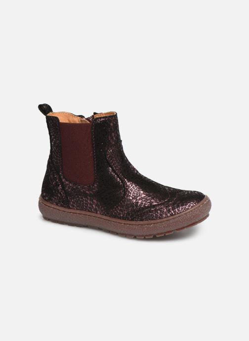Stiefeletten & Boots Bisgaard Meri lila detaillierte ansicht/modell