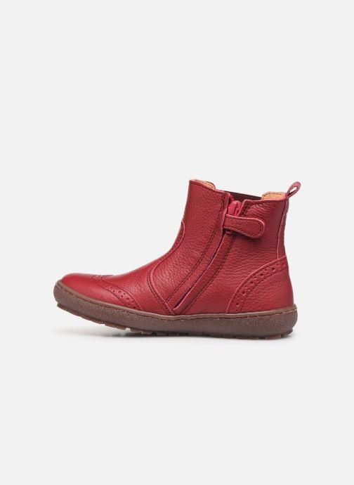 Ankle boots Bisgaard Meri Pink front view