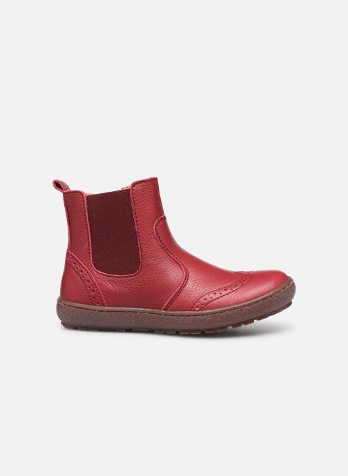 Ankle boots Bisgaard Meri Pink back view