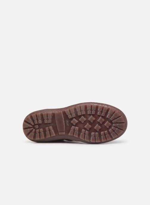 Boots en enkellaarsjes Bisgaard Meri Roze boven
