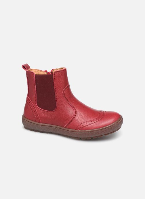 Boots en enkellaarsjes Bisgaard Meri Roze detail