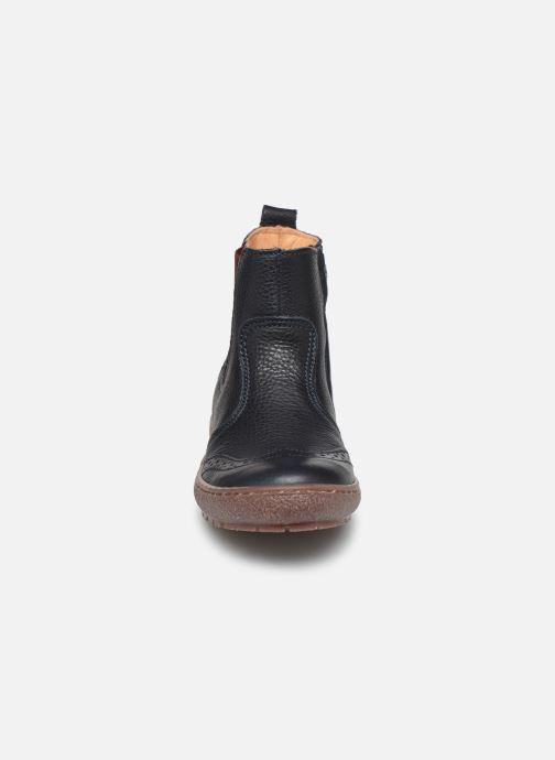 Ankle boots Bisgaard Meri Blue model view