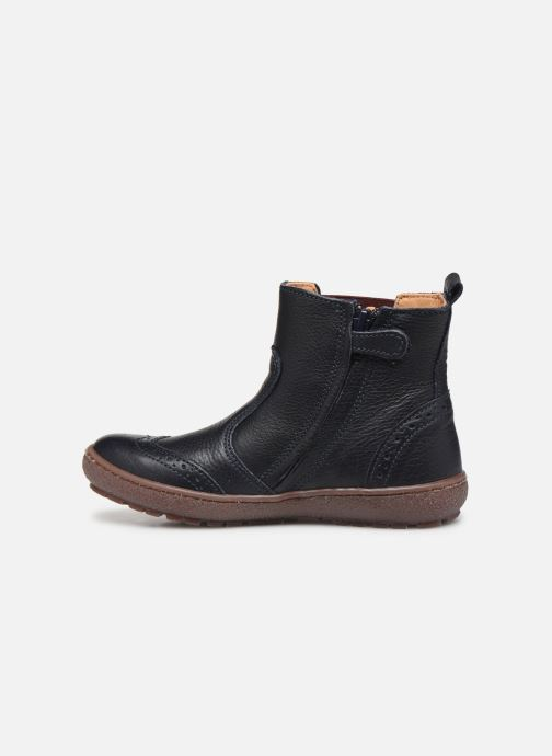 Ankle boots Bisgaard Meri Blue front view