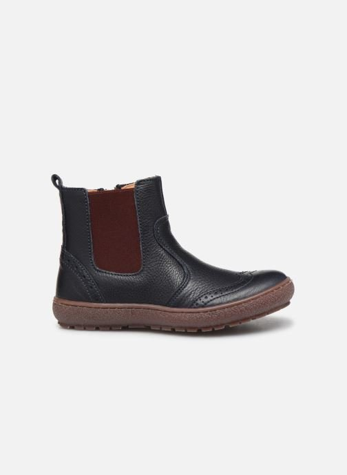 Ankle boots Bisgaard Meri Blue back view