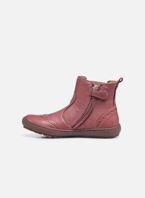 Stiefeletten & Boots Bisgaard Meri rosa ansicht von vorne