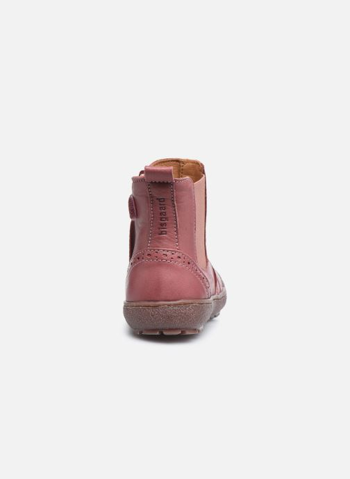 Stiefeletten & Boots Bisgaard Meri rosa ansicht von rechts