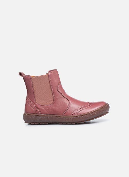 Stiefeletten & Boots Bisgaard Meri rosa ansicht von hinten