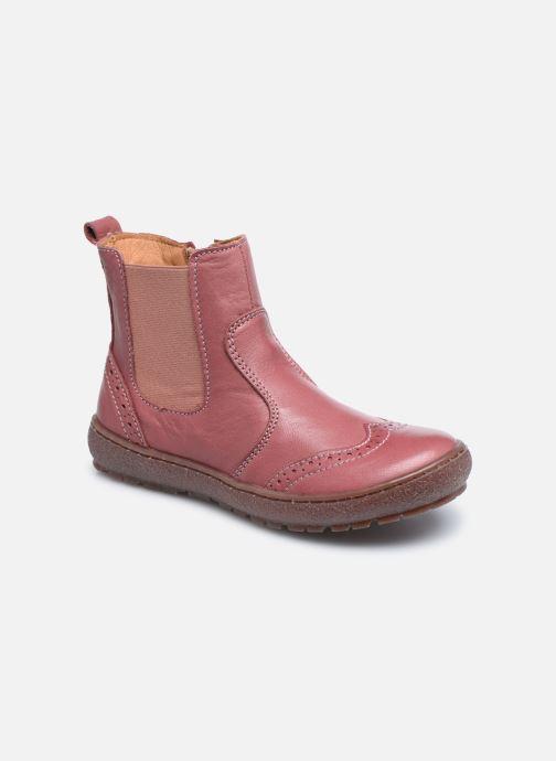 Stiefeletten & Boots Bisgaard Meri rosa detaillierte ansicht/modell