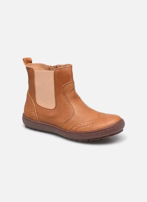 Stiefeletten & Boots Bisgaard Meri braun detaillierte ansicht/modell