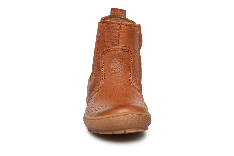 Bottines et boots Bisgaard Emma Marron vue portées chaussures