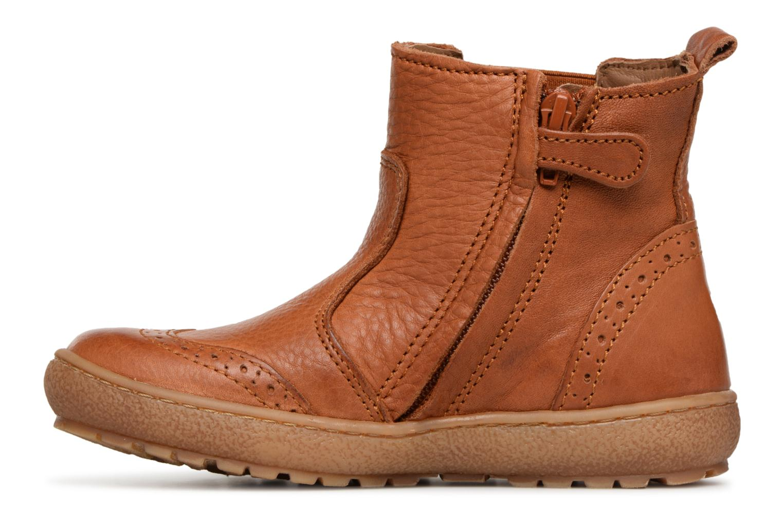 Bottines et boots Bisgaard Emma Marron vue face