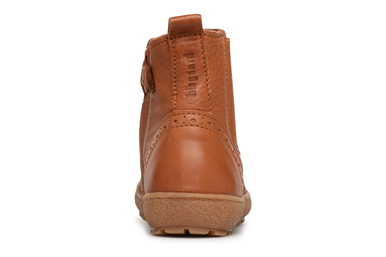 Bottines et boots Bisgaard Emma Marron vue droite