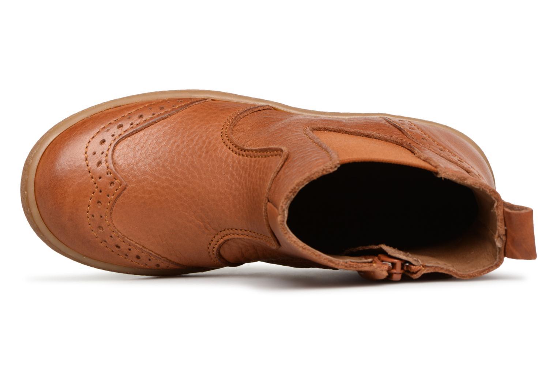 Bottines et boots Bisgaard Emma Marron vue gauche
