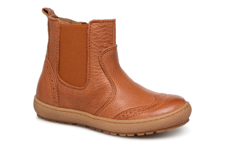 Bottines et boots Bisgaard Emma Marron vue détail/paire