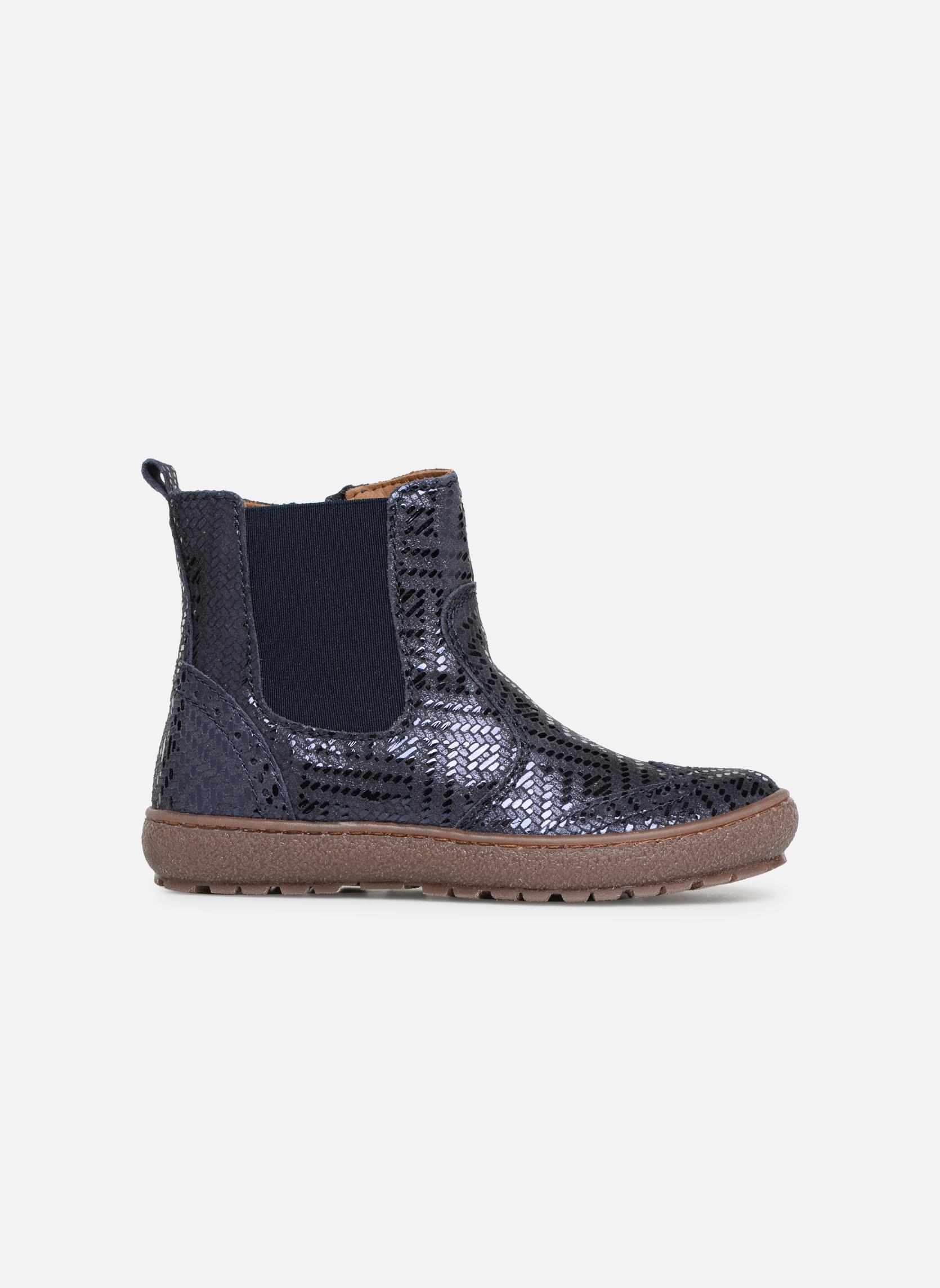 Bottines et boots Bisgaard Emma Bleu vue derrière
