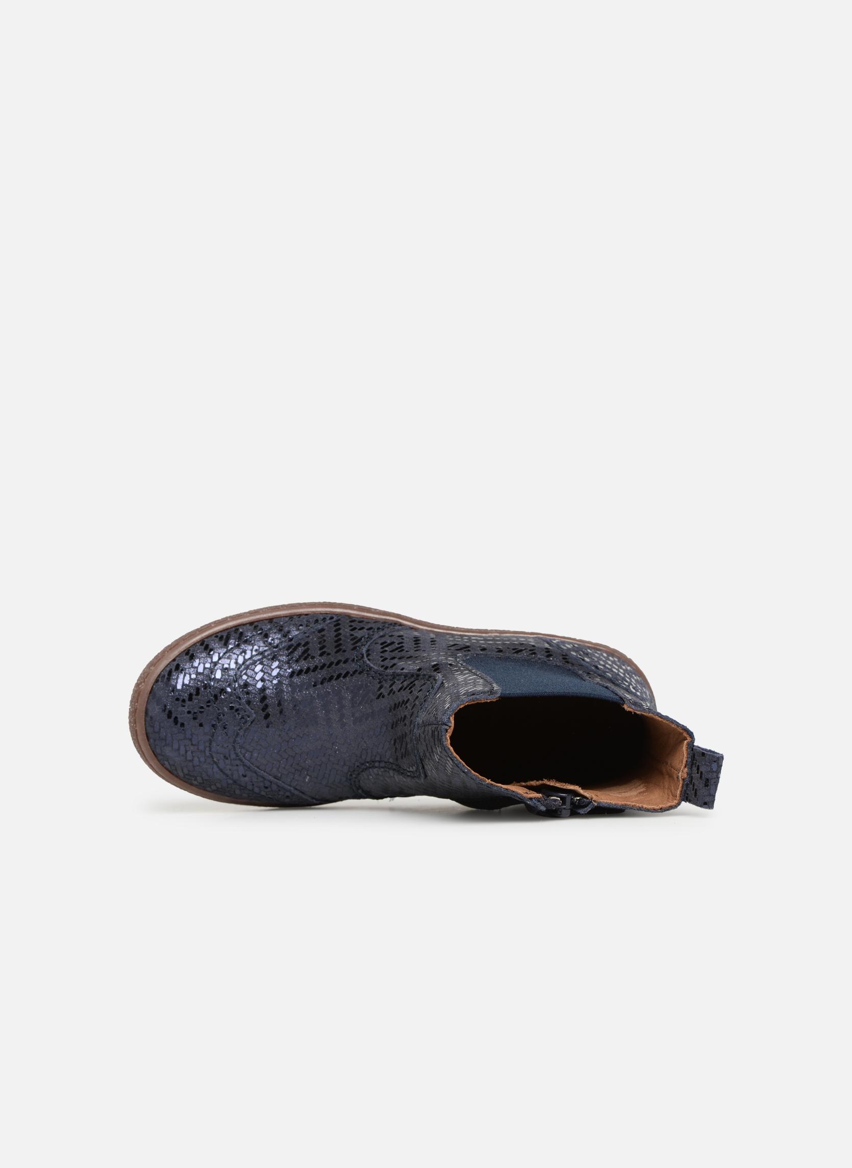 Bottines et boots Bisgaard Emma Bleu vue gauche