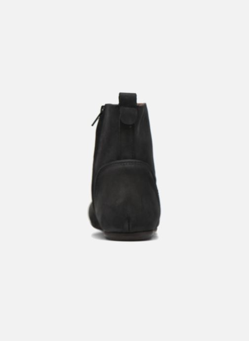 Bottines et boots Bisgaard Marianne Noir vue droite